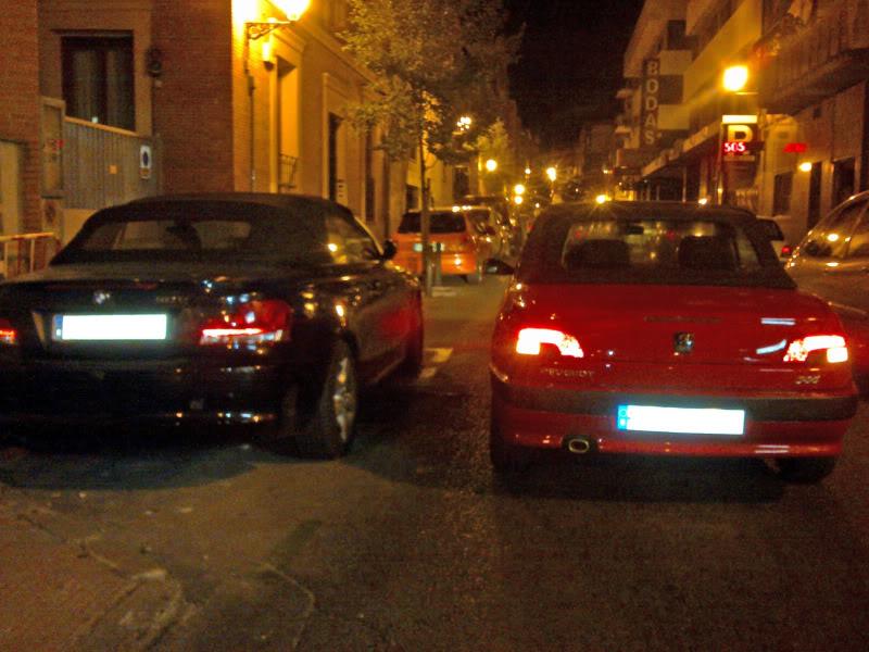 [ FOTOS ] 306 Cabriolet vs/ BMW Serie 1 Imagen40