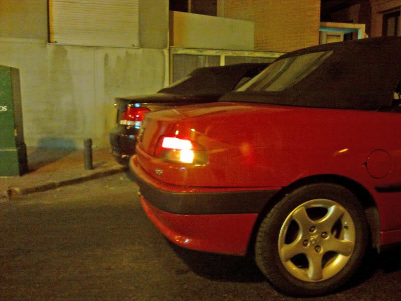 [ FOTOS ] 306 Cabriolet vs/ BMW Serie 1 Imagen41