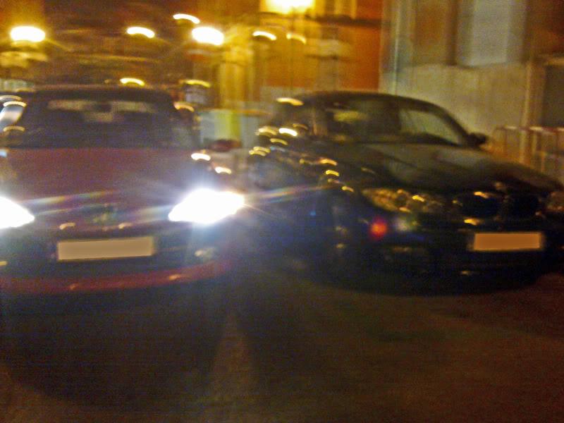 [ FOTOS ] 306 Cabriolet vs/ BMW Serie 1 Imagen42
