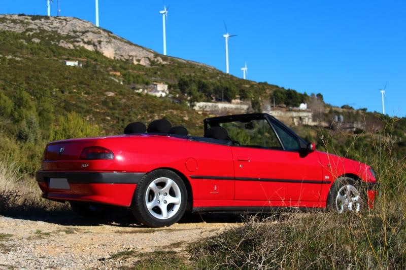 [ FOTOS ] Fase 3 - 2001 - 1,6i - Rojo Écarlate - El cabrio de S306cabrio Img_1111