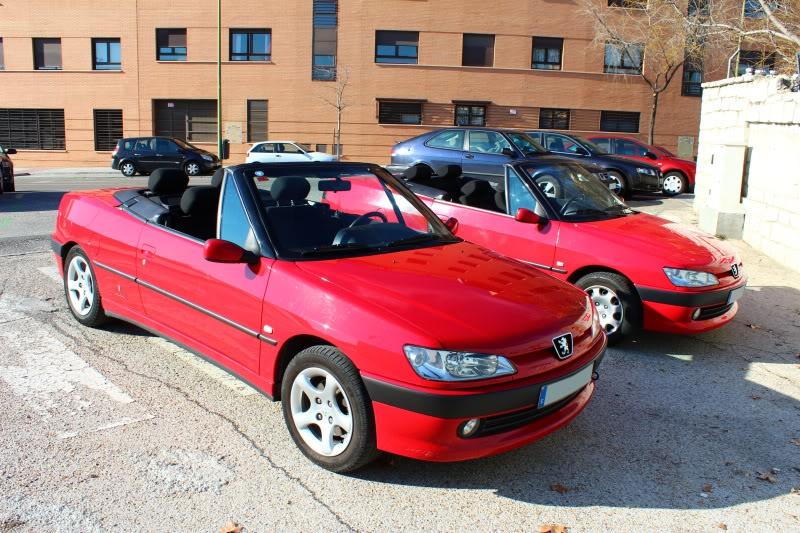 [ FOTOS ] Fase 3 - 2001 - 1,6i - Rojo Écarlate - El cabrio de S306cabrio Img_1114
