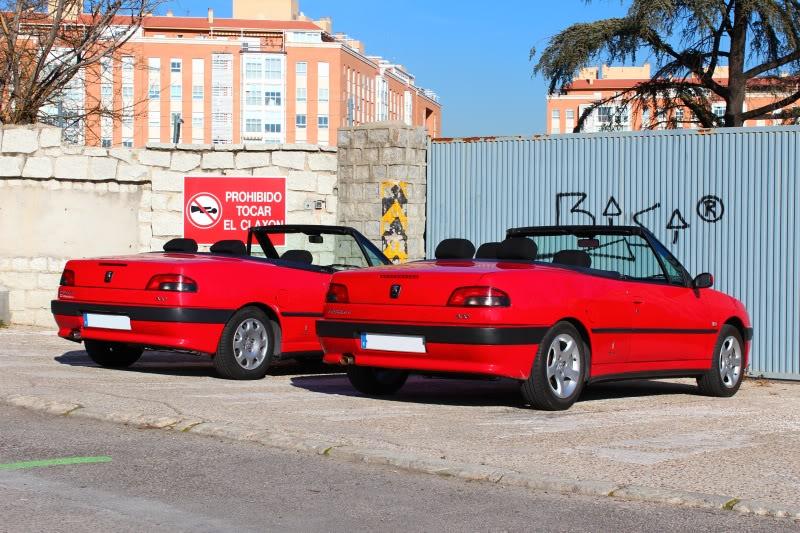 [ FOTOS ] Fase 3 - 2001 - 1,6i - Rojo Écarlate - El cabrio de S306cabrio Img_1115