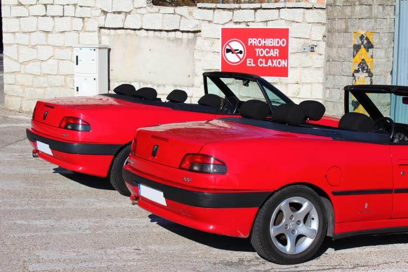 [ FOTOS ] Fase 3 - 2001 - 1,6i - Rojo Écarlate - El cabrio de S306cabrio Img_1116