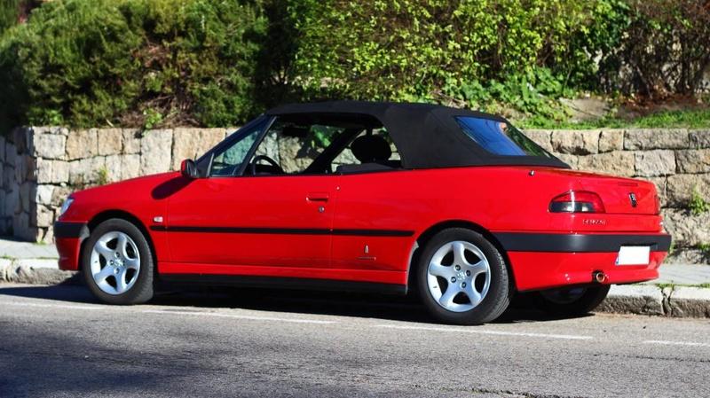 [ FOTOS ] Fase 3 - 2001 - 1,6i - Rojo Écarlate - El cabrio de S306cabrio Img_3510