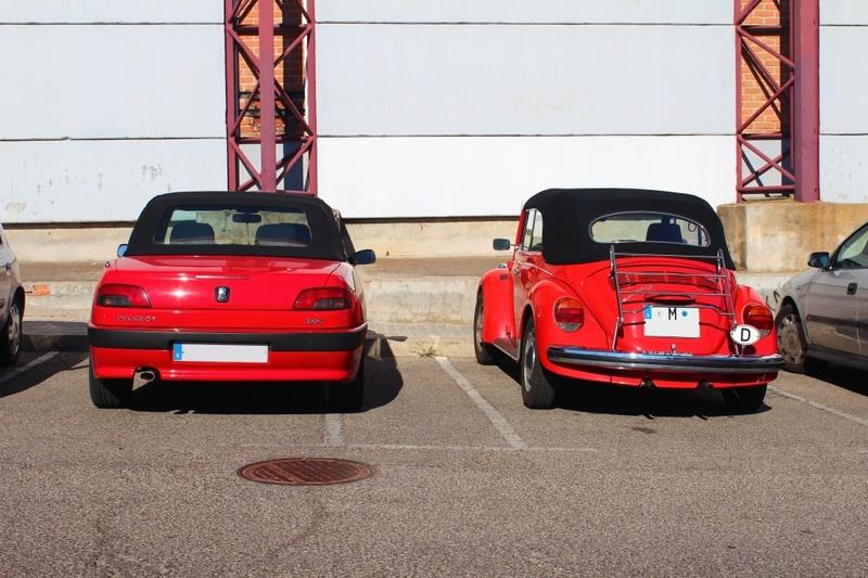 [ FOTOS ] 306 Cabrio vs/ Volkswagen Escarabajo Cabrio Img_6010
