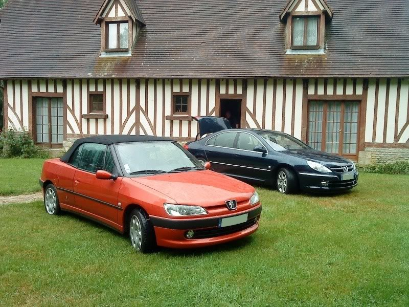 [ FOTOS ] Fase 3 - 2001 - Naranja Newport - El cabrio de Laurenttoutan Lauren10