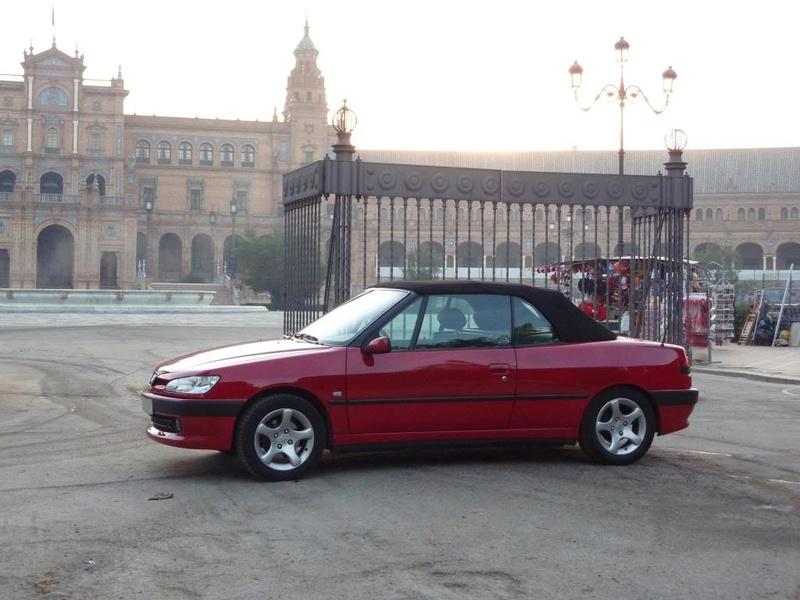 [ FOTOS ] Fase 3 - 2001 - 1,6i - Rojo Écarlate - El cabrio de S306cabrio P1010010