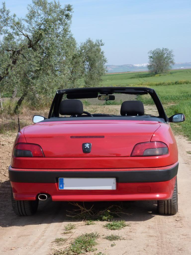 [ FOTOS ] Fase 3 - 2001 - 1,6i - Rojo Écarlate - El cabrio de S306cabrio P1010012