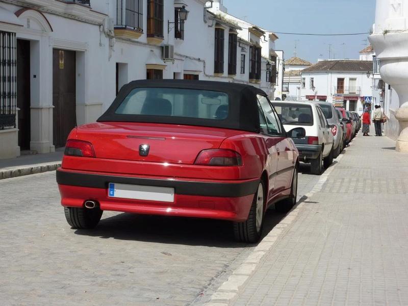 [ FOTOS ] Fase 3 - 2001 - 1,6i - Rojo Écarlate - El cabrio de S306cabrio P1010014