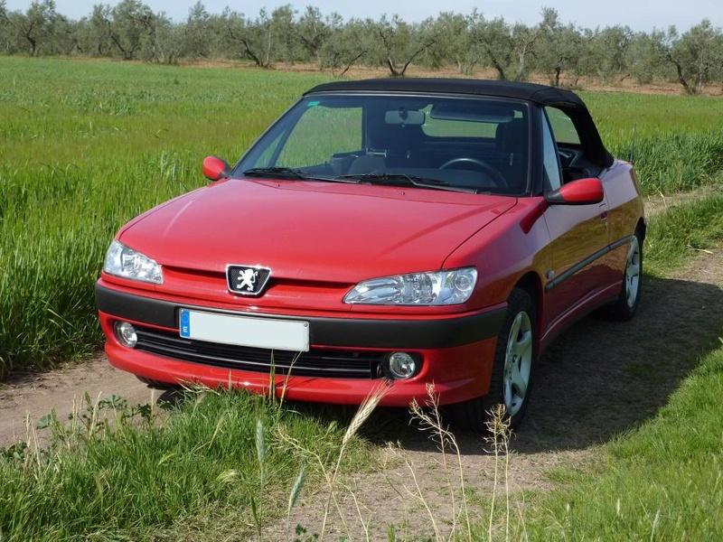 [ FOTOS ] Fase 3 - 2001 - 1,6i - Rojo Écarlate - El cabrio de S306cabrio P1010015