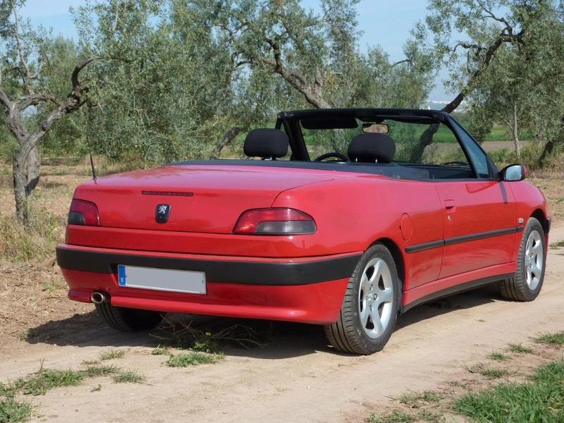 [ FOTOS ] Fase 3 - 2001 - 1,6i - Rojo Écarlate - El cabrio de S306cabrio P1010016