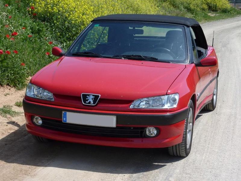 [ FOTOS ] Fase 3 - 2001 - 1,6i - Rojo Écarlate - El cabrio de S306cabrio P1010018