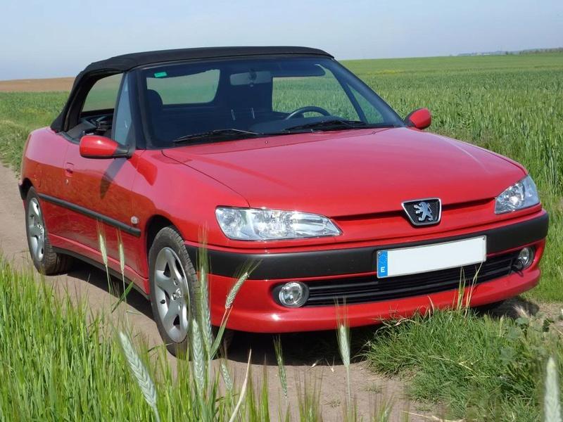 [ FOTOS ] Fase 3 - 2001 - 1,6i - Rojo Écarlate - El cabrio de S306cabrio P1010020