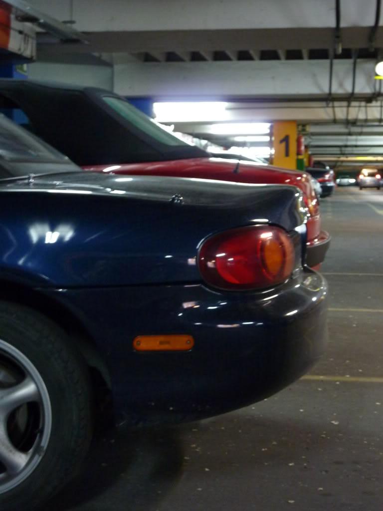 [ FOTOS ] 306 Cabrio vs/ Mazda MX-5 P1010610