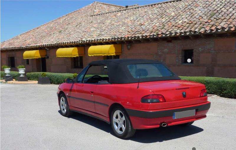 [ FOTOS ] Fase 3 - 2001 - 1,6i - Rojo Écarlate - El cabrio de S306cabrio P1010711