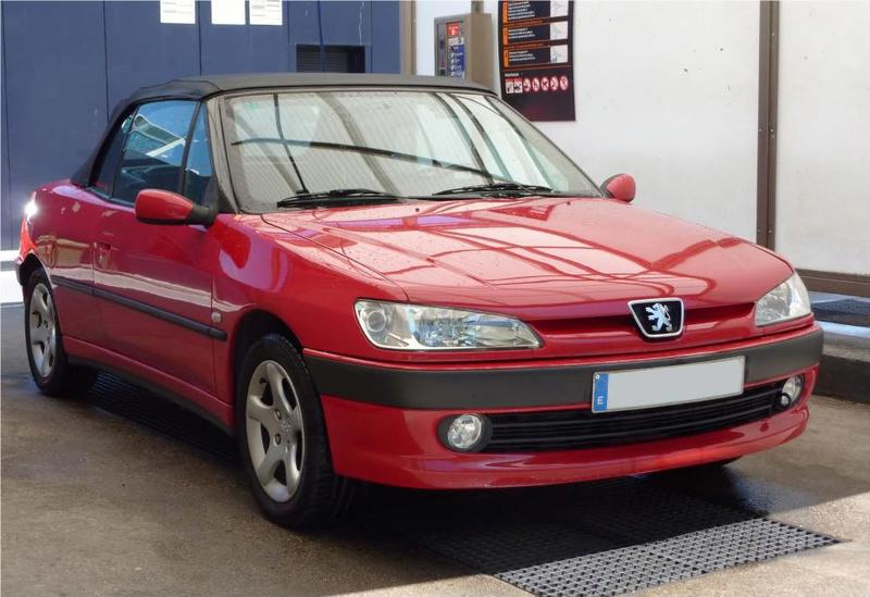 [ FOTOS ] Fase 3 - 2001 - 1,6i - Rojo Écarlate - El cabrio de S306cabrio P1010712