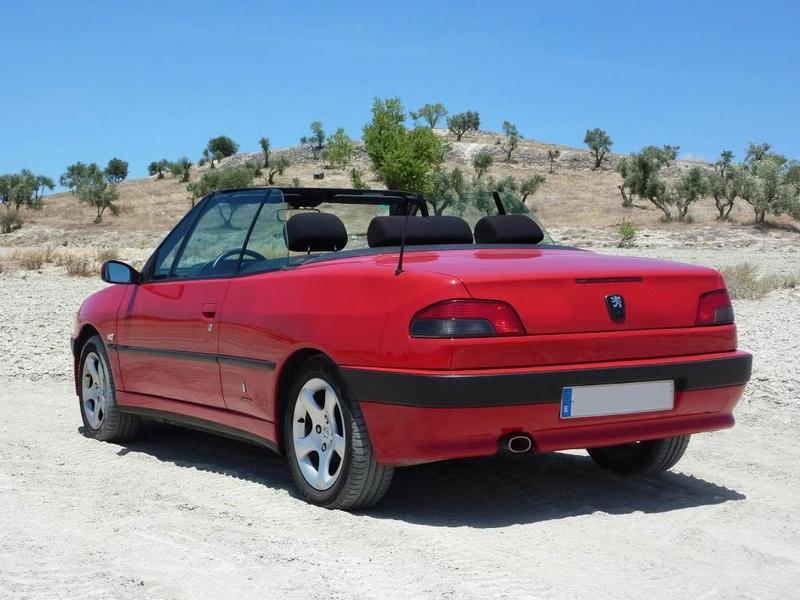 [ FOTOS ] Fase 3 - 2001 - 1,6i - Rojo Écarlate - El cabrio de S306cabrio P1020411