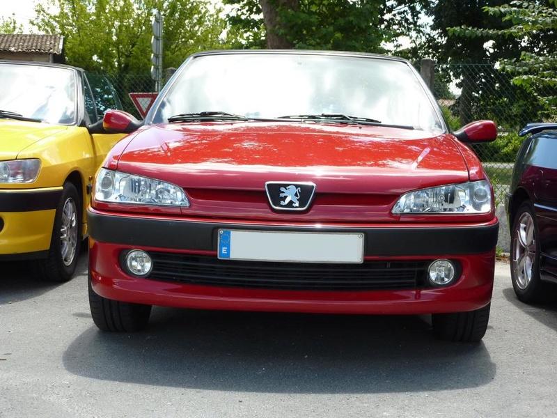 [ FOTOS ] Fase 3 - 2001 - 1,6i - Rojo Écarlate - El cabrio de S306cabrio P1020515