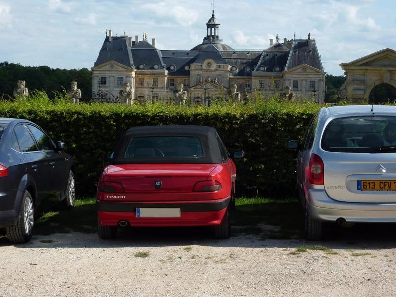 [ FOTOS ] Fase 3 - 2001 - 1,6i - Rojo Écarlate - El cabrio de S306cabrio P1020523