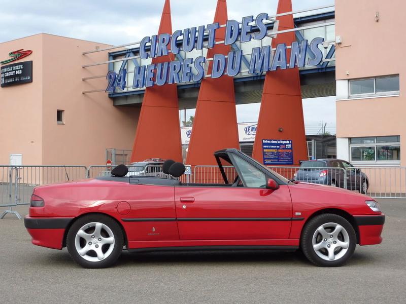 [ FOTOS ] Fase 3 - 2001 - 1,6i - Rojo Écarlate - El cabrio de S306cabrio P1020910