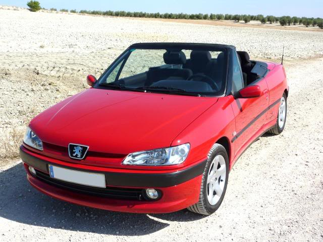 [ FOTOS ] Fase 3 - 2001 - 1,6i - Rojo Écarlate - El cabrio de S306cabrio P1040311