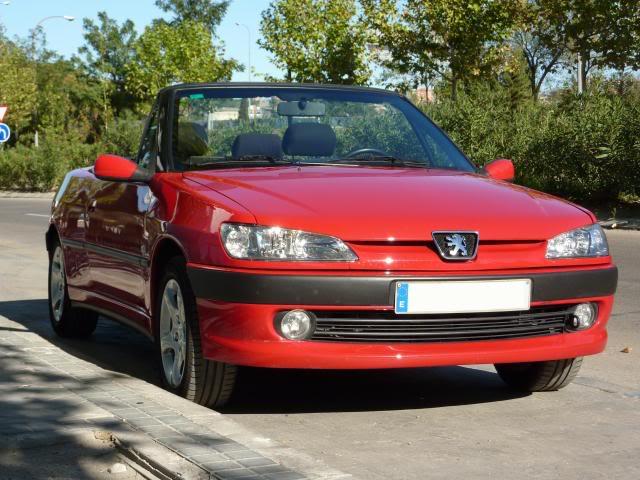 [ FOTOS ] Fase 3 - 2001 - 1,6i - Rojo Écarlate - El cabrio de S306cabrio P1040410