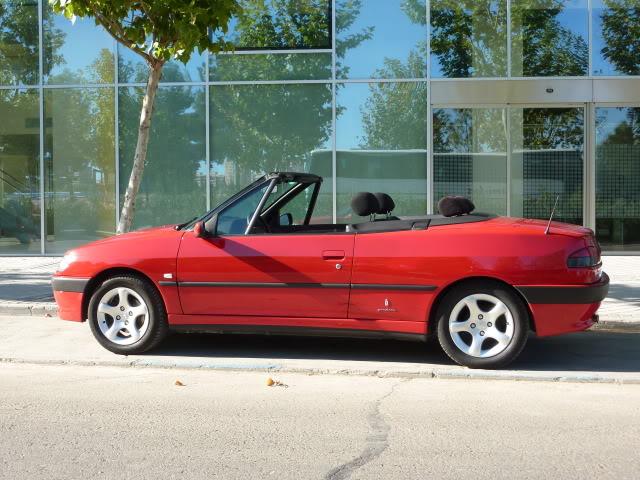 [ FOTOS ] Fase 3 - 2001 - 1,6i - Rojo Écarlate - El cabrio de S306cabrio P1040413
