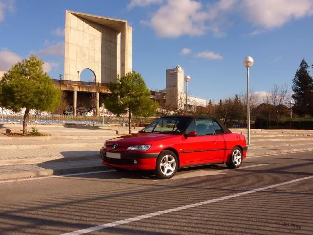 [ FOTOS ] Fase 3 - 2001 - 1,6i - Rojo Écarlate - El cabrio de S306cabrio P1050010