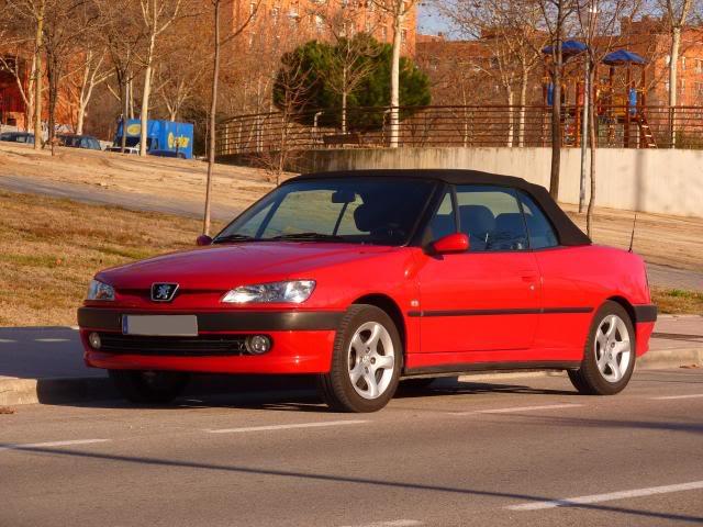 [ FOTOS ] Fase 3 - 2001 - 1,6i - Rojo Écarlate - El cabrio de S306cabrio P1050011