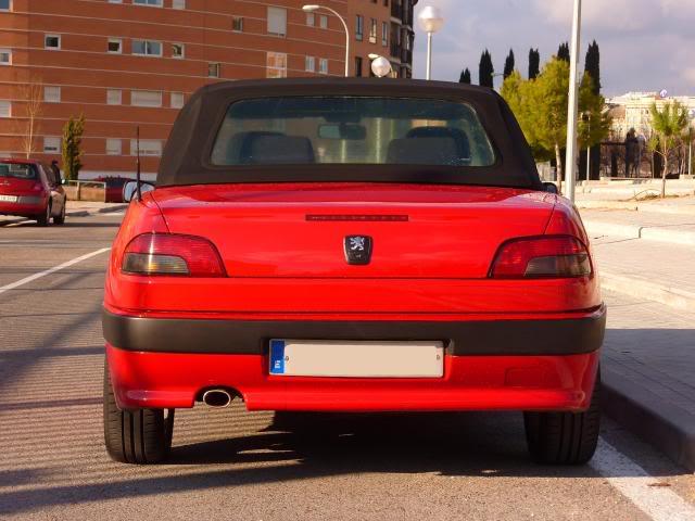 [ FOTOS ] Fase 3 - 2001 - 1,6i - Rojo Écarlate - El cabrio de S306cabrio P1050012