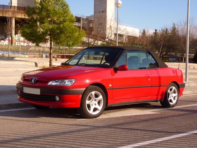 [ FOTOS ] Fase 3 - 2001 - 1,6i - Rojo Écarlate - El cabrio de S306cabrio P1050013