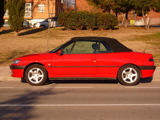 [ FOTOS ] Fase 3 - 2001 - 1,6i - Rojo Écarlate - El cabrio de S306cabrio P1050015