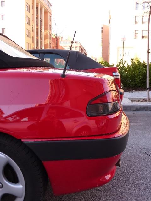 [ FOTOS ] Fase 3 - 2001 - 1,6i - Rojo Écarlate - El cabrio de S306cabrio P1050016