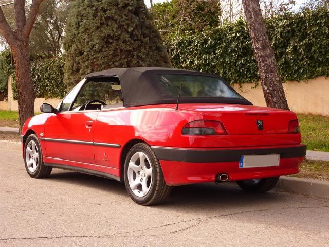 [ FOTOS ] Fase 3 - 2001 - 1,6i - Rojo Écarlate - El cabrio de S306cabrio P1050111