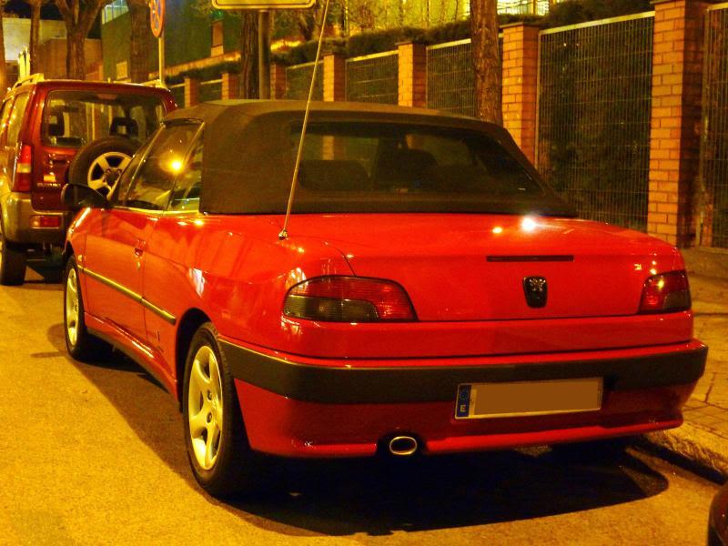 [ FOTOS ] Fase 3 - 2001 - 1,6i - Rojo Écarlate - El cabrio de S306cabrio P1050410
