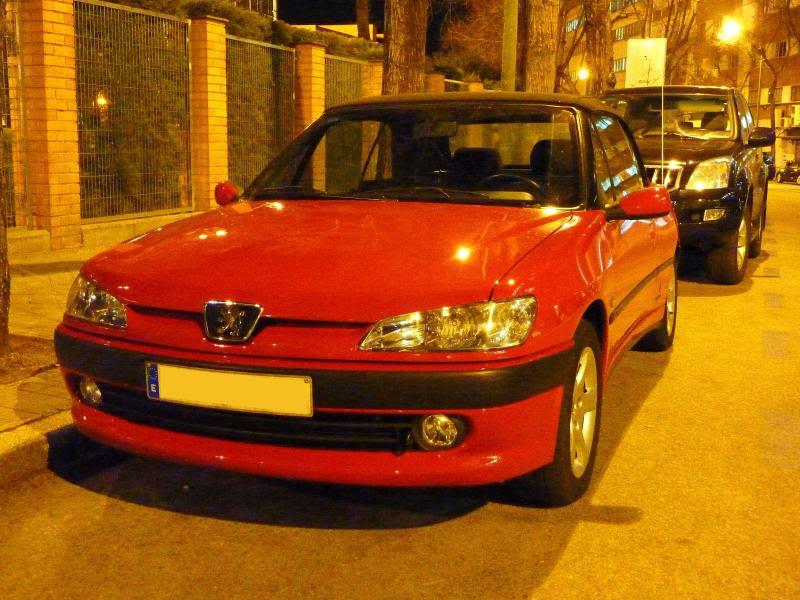 [ FOTOS ] Fase 3 - 2001 - 1,6i - Rojo Écarlate - El cabrio de S306cabrio P1050411