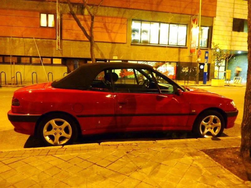 [ FOTOS ] Fase 3 - 2001 - 1,6i - Rojo Écarlate - El cabrio de S306cabrio P1050412