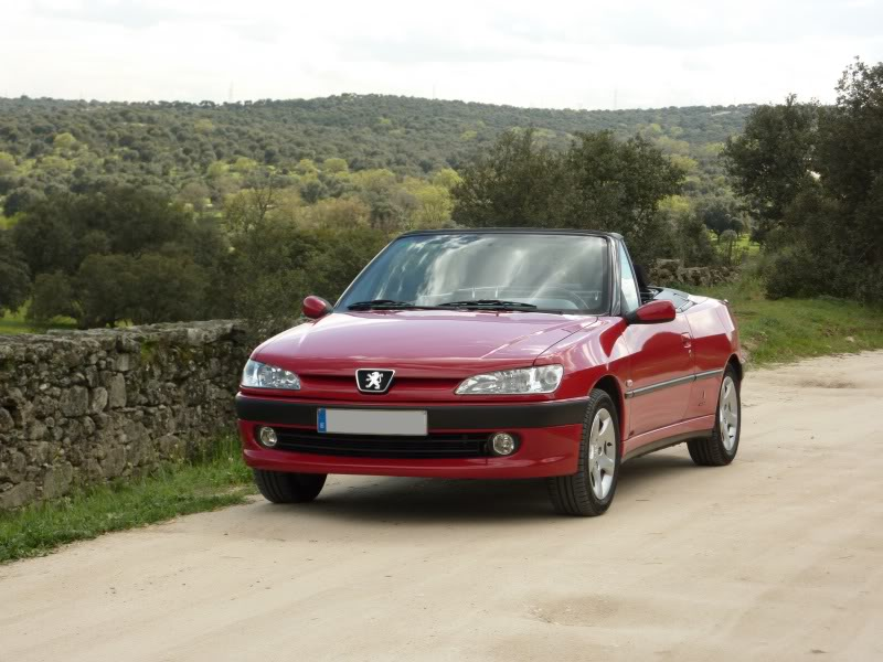 [ FOTOS ] Fase 3 - 2001 - 1,6i - Rojo Écarlate - El cabrio de S306cabrio P1050810