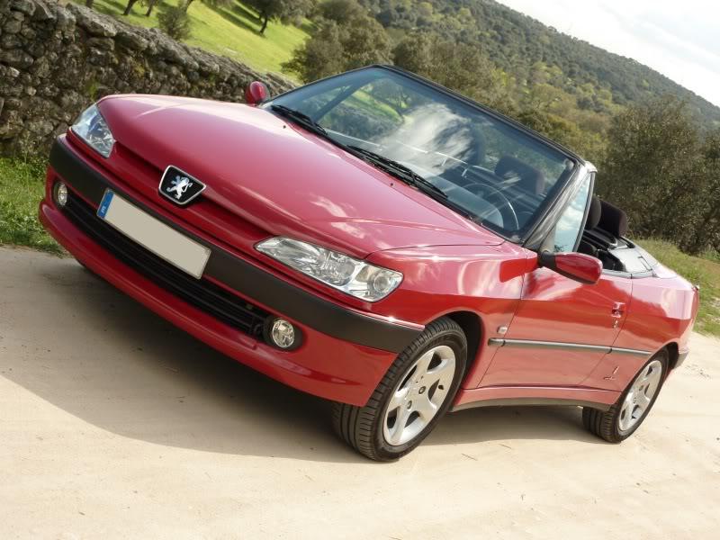 [ FOTOS ] Fase 3 - 2001 - 1,6i - Rojo Écarlate - El cabrio de S306cabrio P1050814