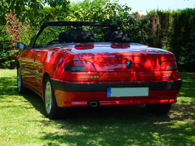 [ FOTOS ] Fase 3 - 2001 - 1,6i - Rojo Écarlate - El cabrio de S306cabrio P1070914