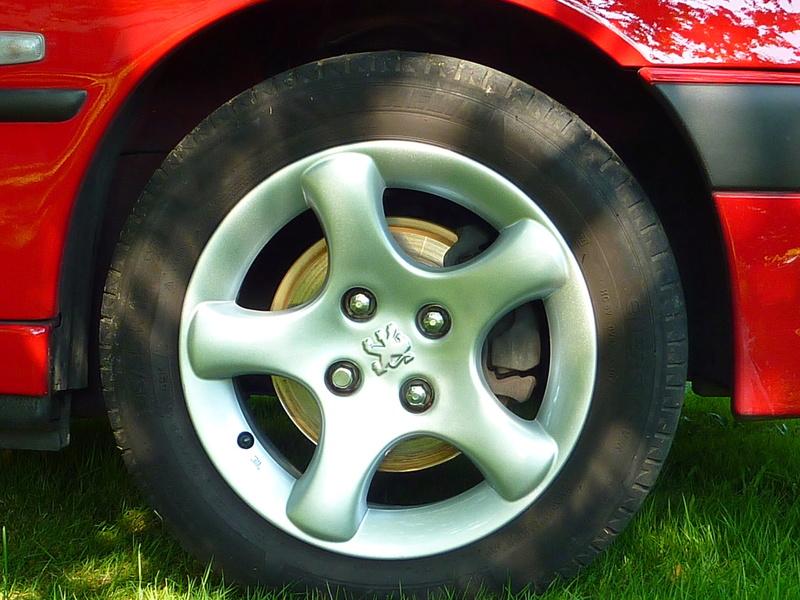 [ FOTOS ] Fase 3 - 2001 - 1,6i - Rojo Écarlate - El cabrio de S306cabrio P1070915