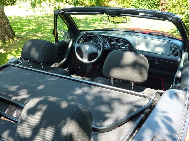 [ FOTOS ] Fase 3 - 2001 - 1,6i - Rojo Écarlate - El cabrio de S306cabrio P1070918