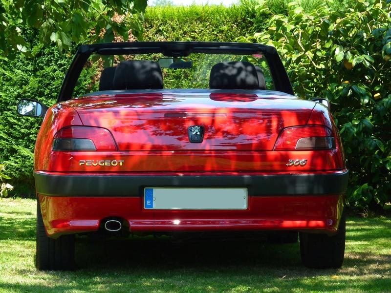 [ FOTOS ] Fase 3 - 2001 - 1,6i - Rojo Écarlate - El cabrio de S306cabrio P1070919