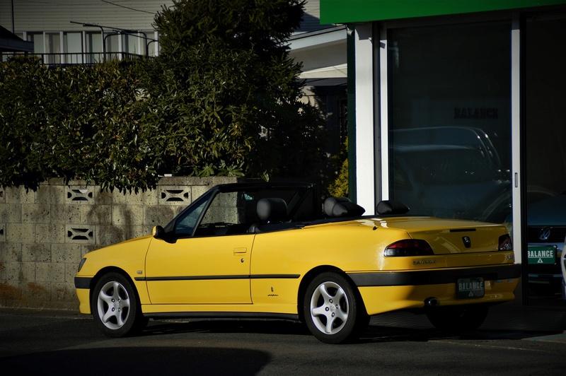 [ VíDEOS ] Peugeot 306 cabrios a la venta... en Japón Peugeo37