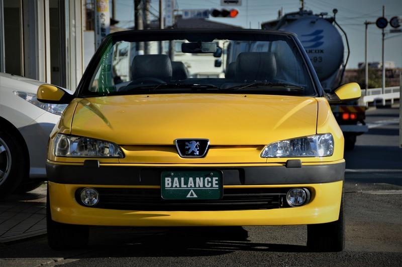[ VíDEOS ] Peugeot 306 cabrios a la venta... en Japón Peugeo38