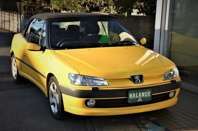 [ VíDEOS ] Peugeot 306 cabrios a la venta... en Japón Peugeo42