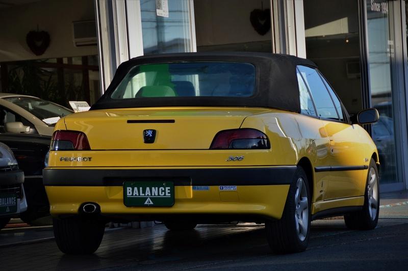 [ VíDEOS ] Peugeot 306 cabrios a la venta... en Japón Peugeo43