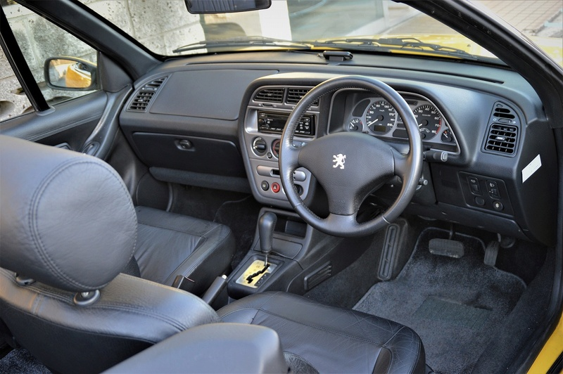 [ VíDEOS ] Peugeot 306 cabrios a la venta... en Japón Peugeo48