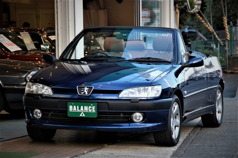 [ VíDEOS ] Peugeot 306 cabrios a la venta... en Japón Peugeo59
