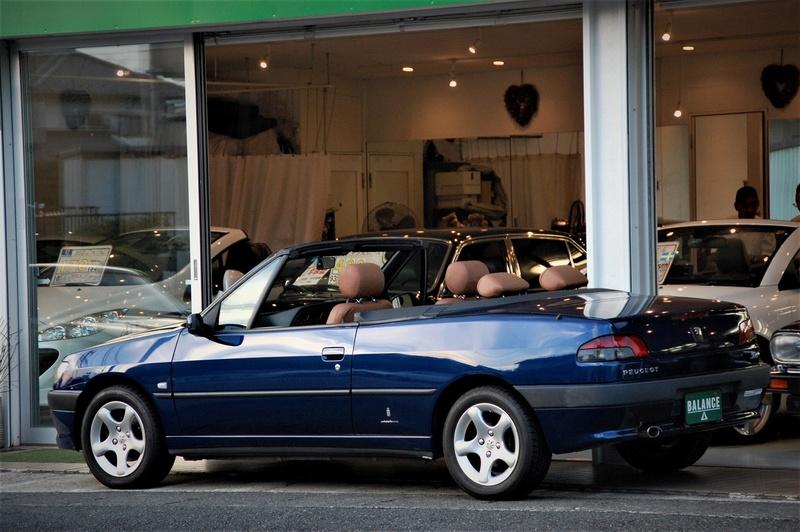 [ VíDEOS ] Peugeot 306 cabrios a la venta... en Japón Peugeo62